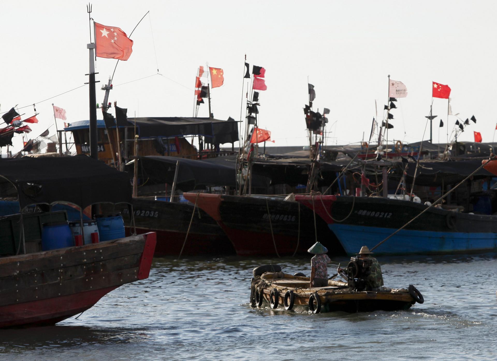 Pesca em Macau | Até que a morte os identifique