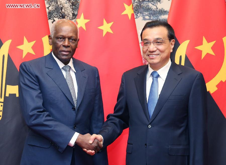 """Angola e China """"podem ir mais longe"""" na cooperação"""
