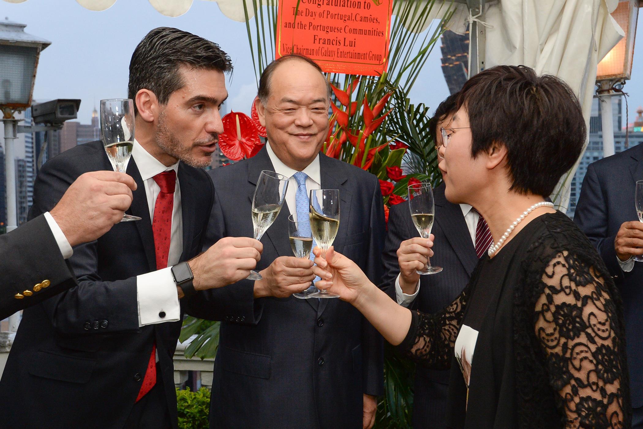 Visita | Secretário de Estado da Justiça reúne hoje com Sónia Chan