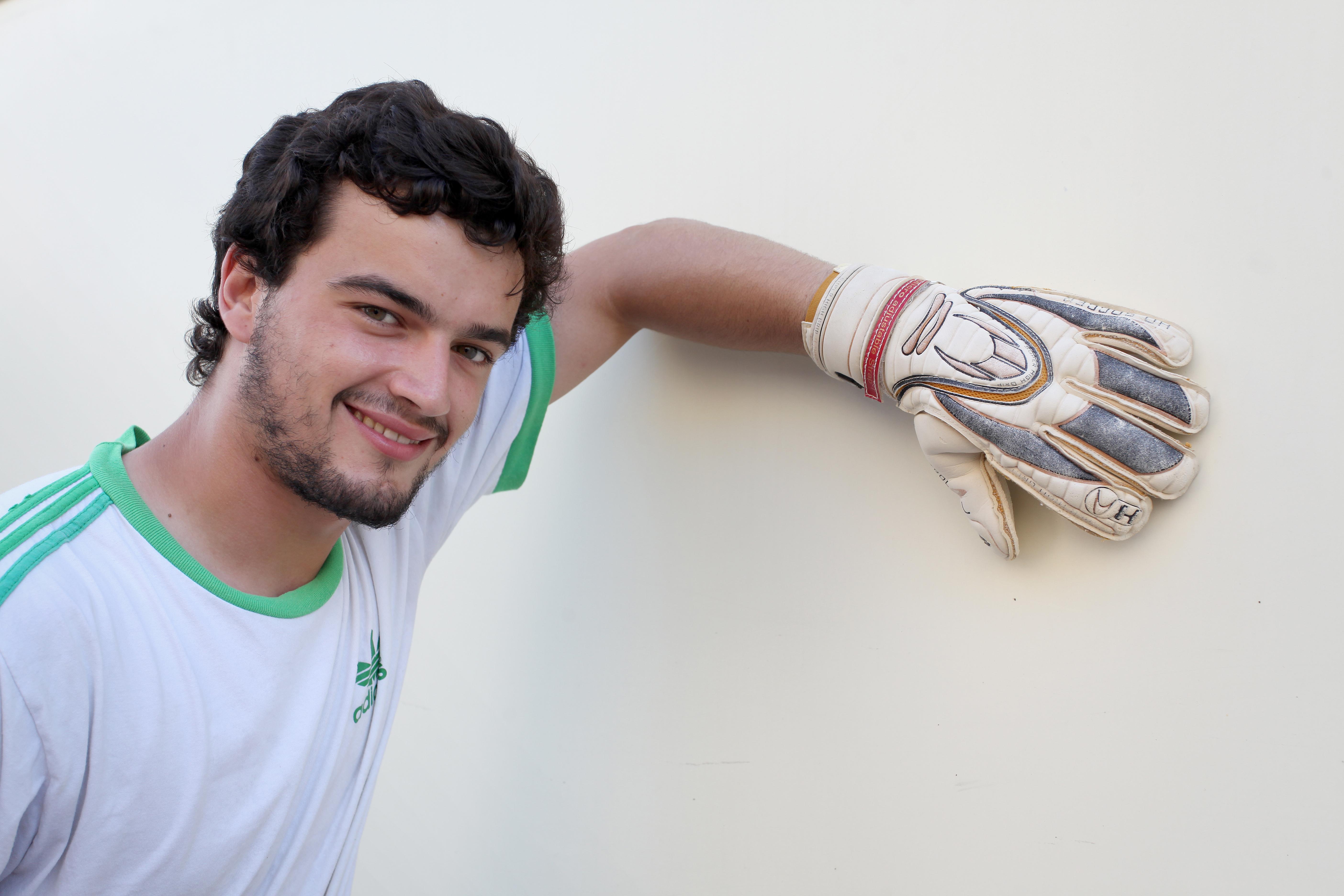 Entrevista | Rodrigo Quaresma, guarda-redes da Casa de Portugal