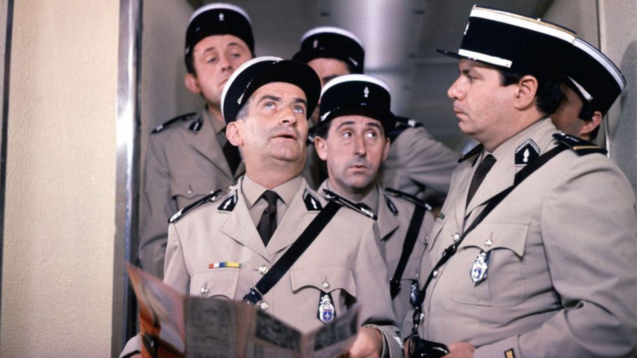 A gendarmerie de África