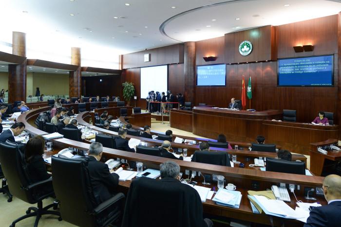 FSS | Deputados rejeitam ideia de Ng Kuok Cheong