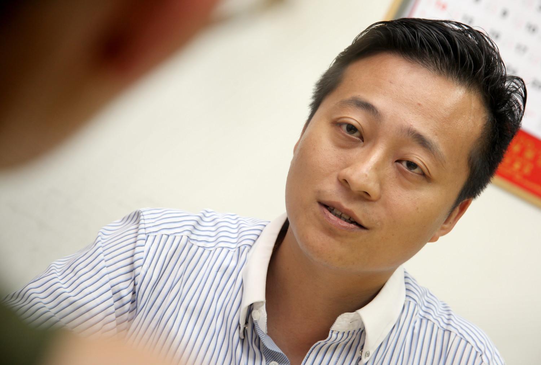 Addy Chan, vice-presidente da Associação dos Engenheiros de Macau