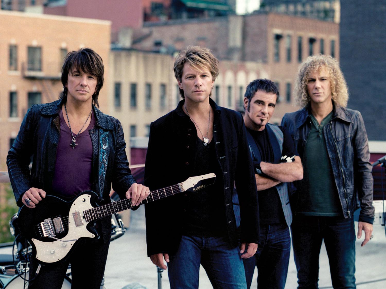 Bon Jovi pela primeira vez em Macau em Setembro