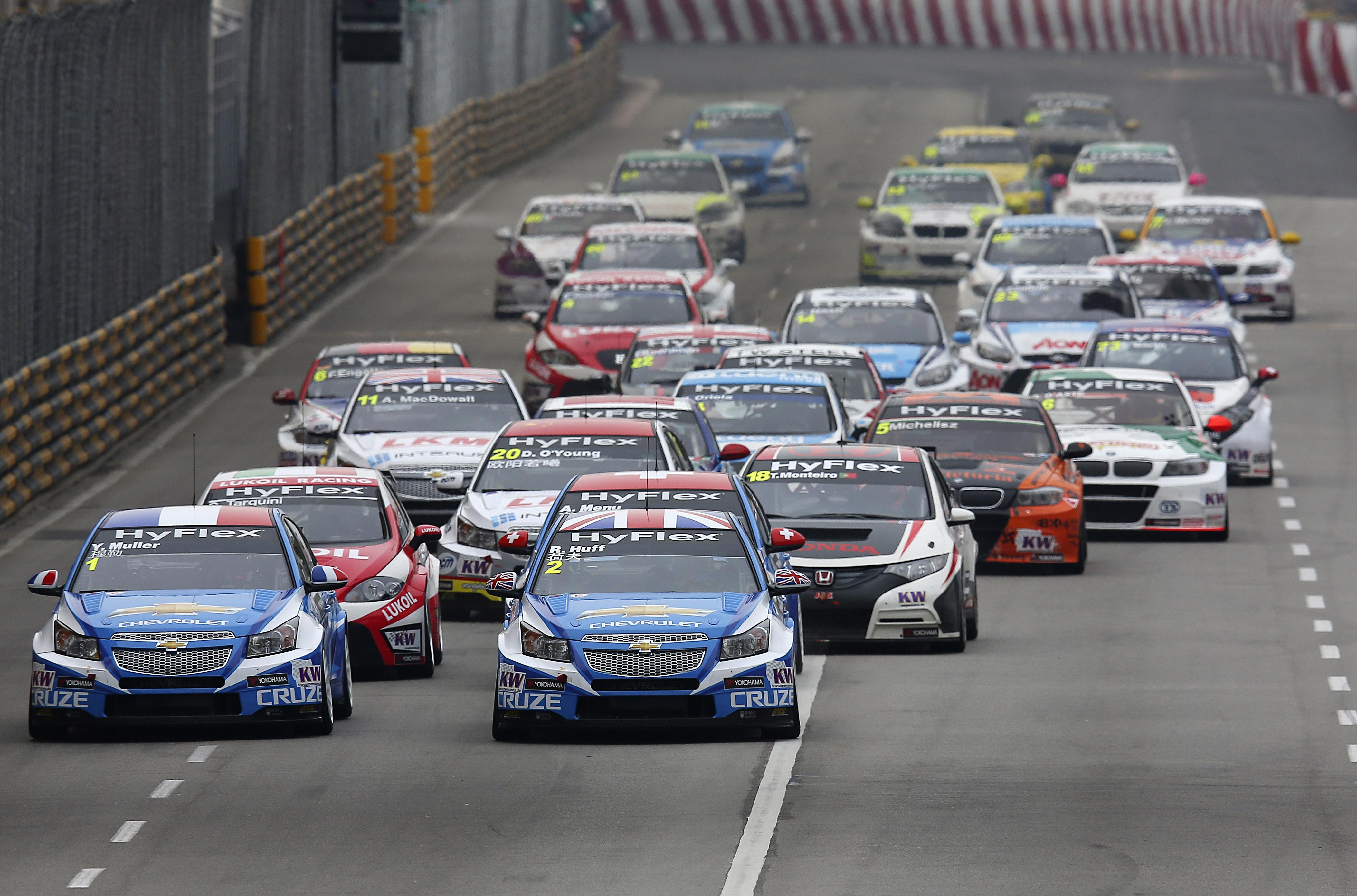 Pilotos do WTCC interessados em voltar à Corrida da Guia