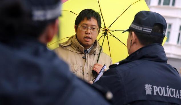Sufrágio | Jason Chao diz que resultado em HK influencia Macau