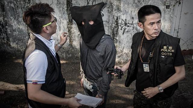 Hong Kong | Detidos nove pessoas suspeitas de planear detonar bomba