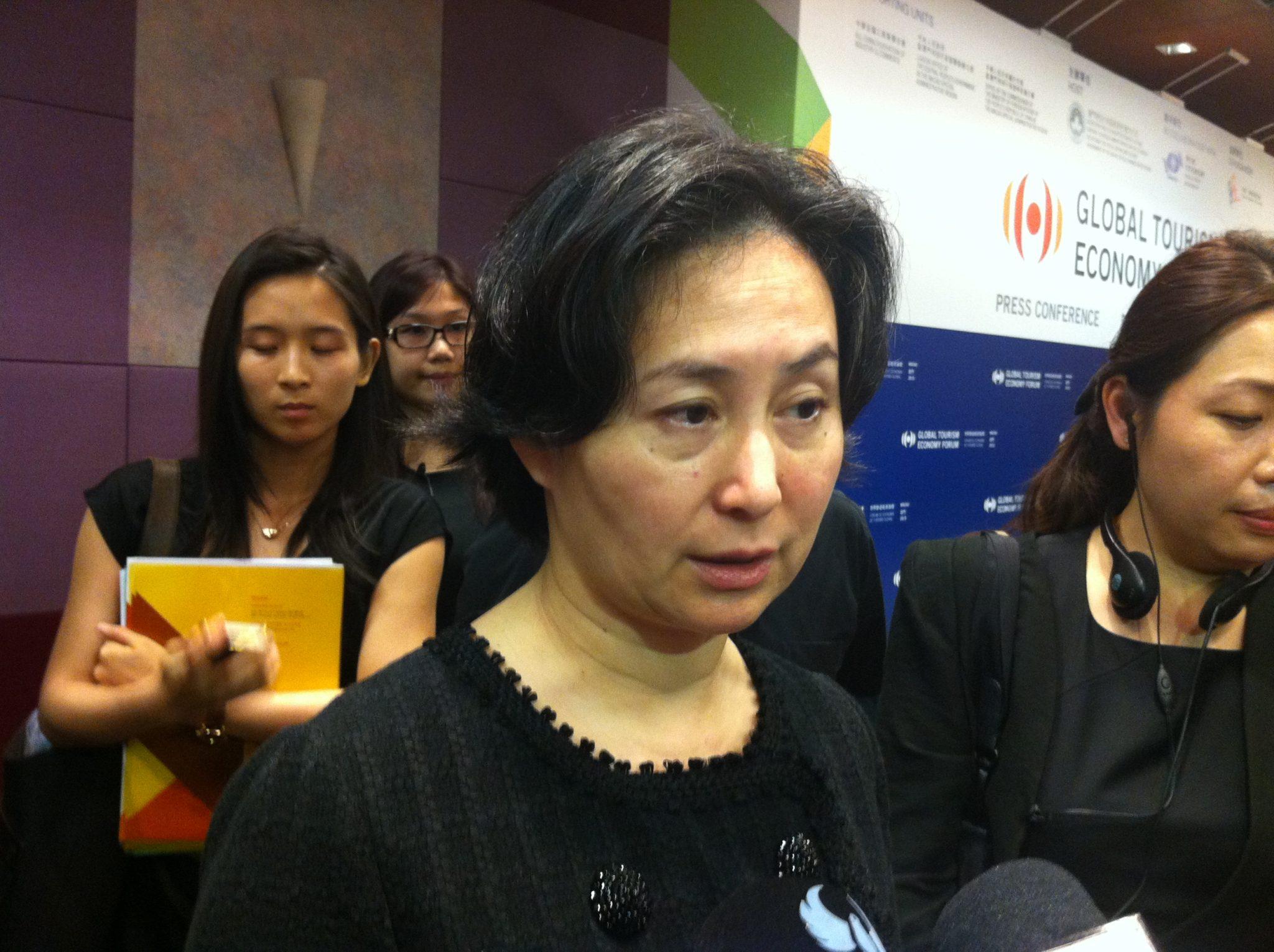 Tabaco | Pansy Ho diz que proibição nos casinos gera receios