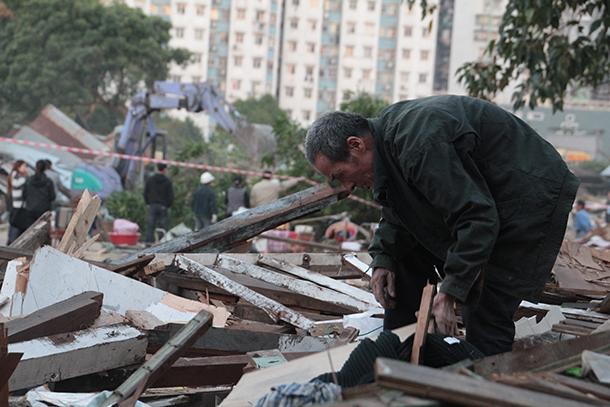 Tufão Hato | Afectada obra sob alçada do GDI