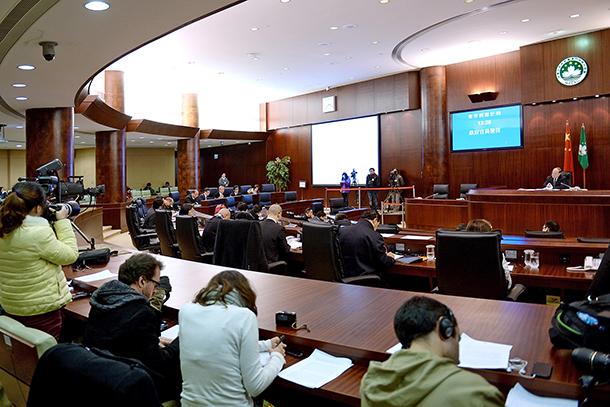 AL rejeitou debater responsabilidades políticas face ao tufão Hato