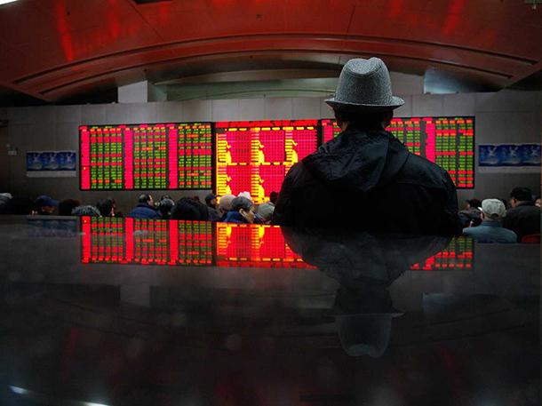 Investidos 35 mil milhões em acções na China e em Hong Kong