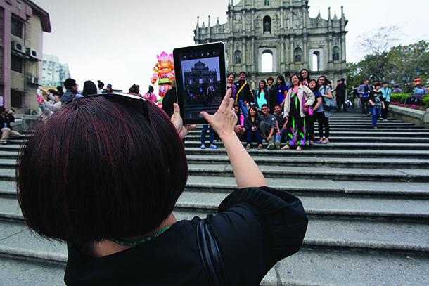 """Turistas consideram património de Macau """"muito diferente"""" do da China"""