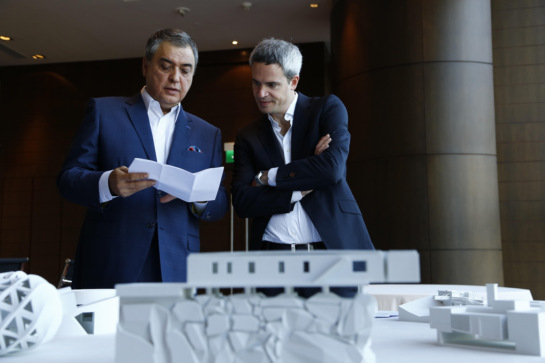 Melco | Anúncio de vencedor para estágio com Zaha Hadid este mês