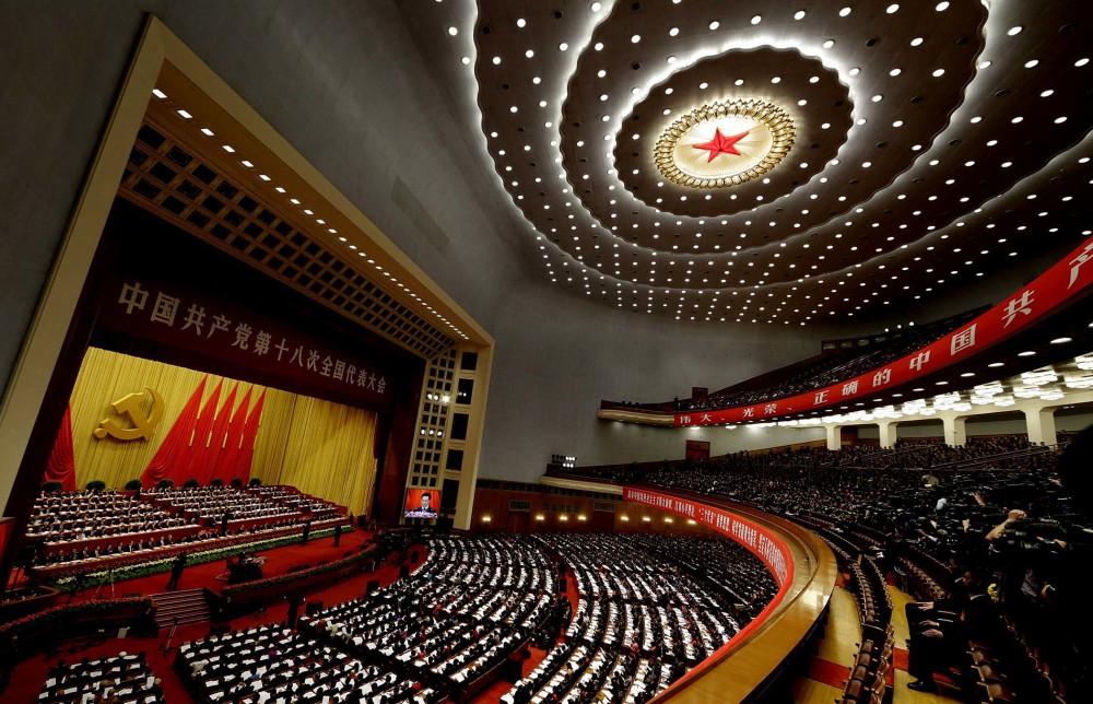 Partido Comunista Chinês com mais de 87 milhões de filiados