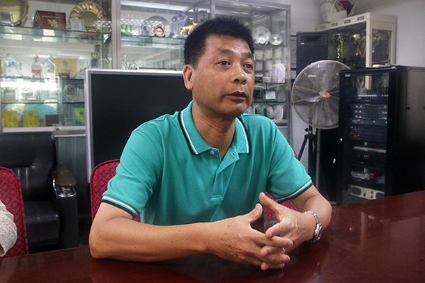 Almeida Ribeiro | Leong Veng Chai escreve ao secretário