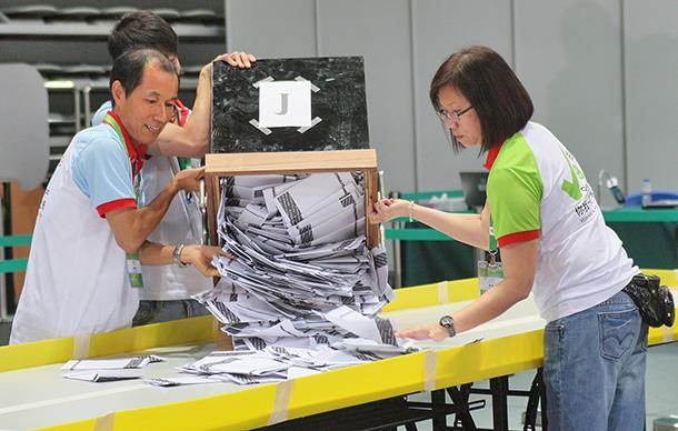 Lei eleitoral   Análise de candidatos não influencia restante lista