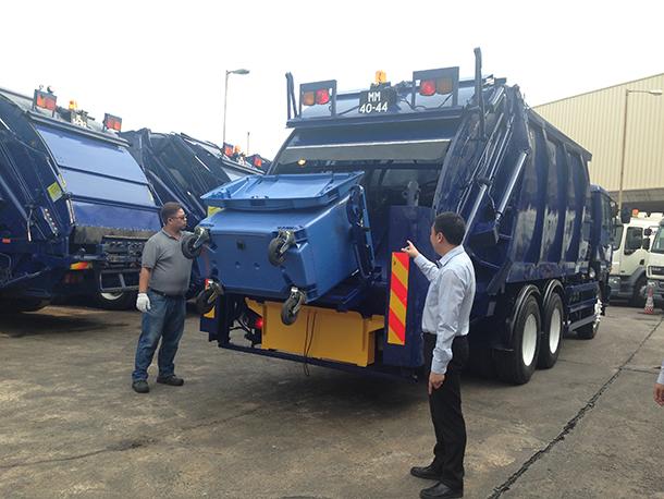 CSR | Recolhidas 11 mil toneladas de lixo numa semana
