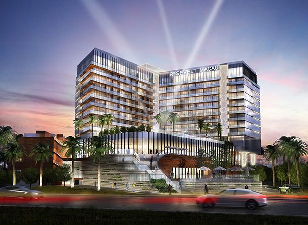 Design | Jovem local vence competição para decorar fachada do Hotel Roosevelt
