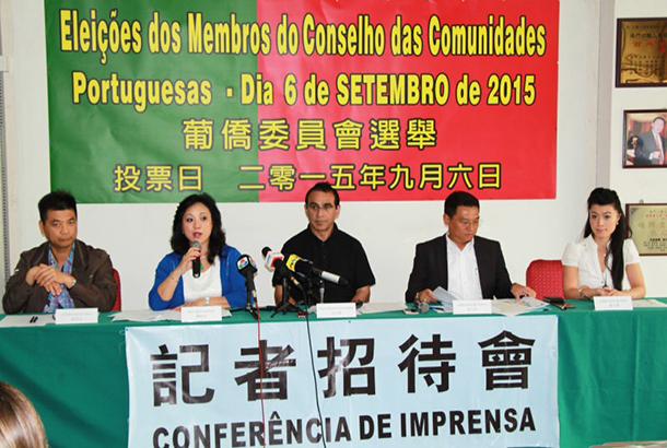 CCP | Pereira Coutinho quer apoiar empresários e emigração