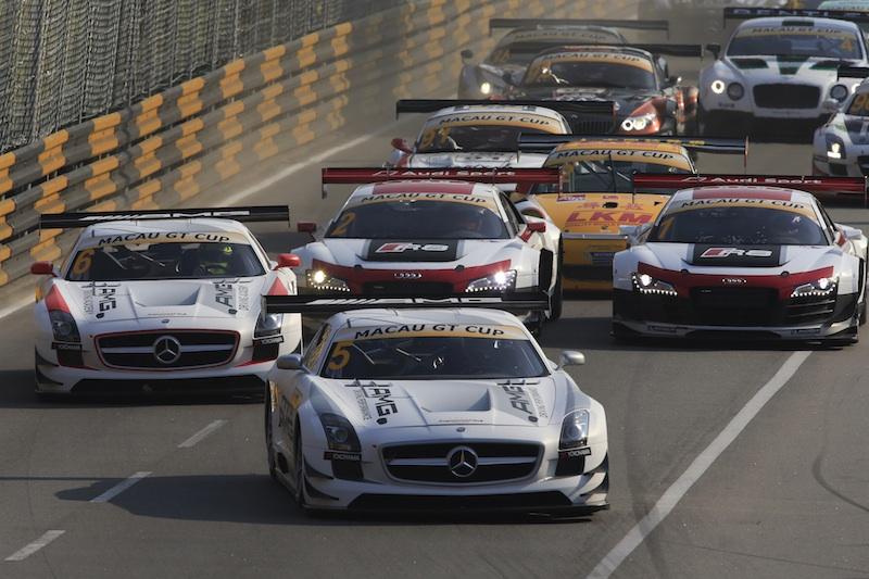 Parceria com franceses para a Taça do Mundo FIA de GT