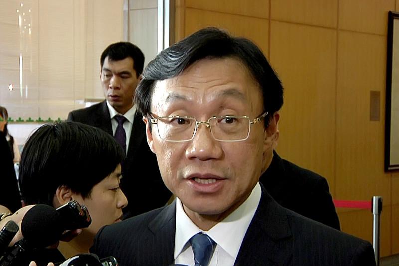 IC | Alexis Tam diz que Mok Ian Ian é a escolha adequada para o IC