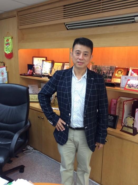 William Kuan, conselheiro dos Kaifong e vice-presidente da Associação de Convenções de Macau