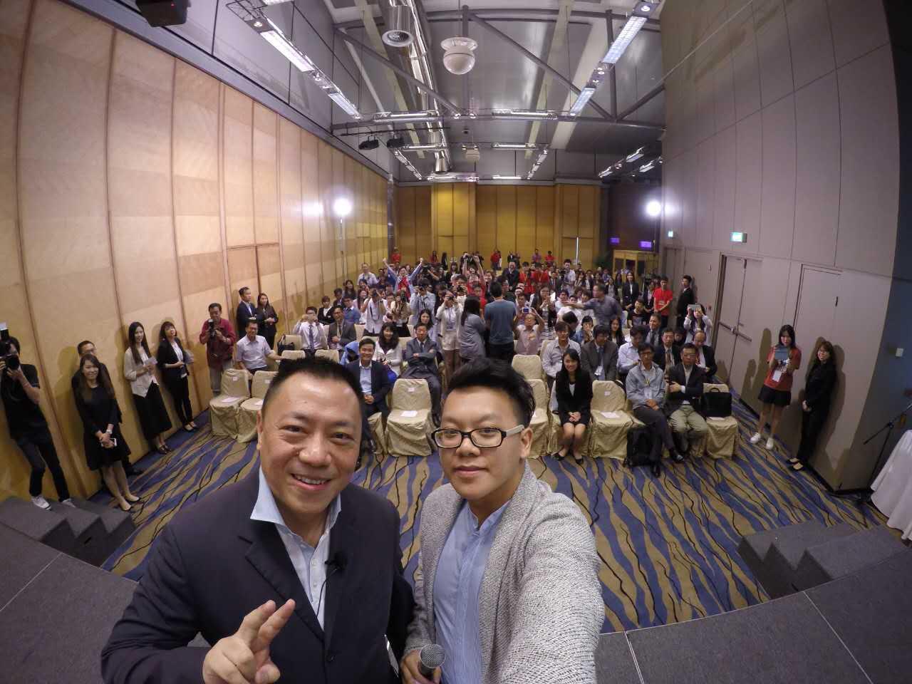 LAG 2016 |Lionel Leong quer jovens empreendedores e inovação em cima da mesa