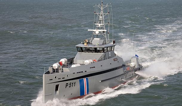 Dois barcos de patrulha e busca e salvamento entregues a Cabo Verde