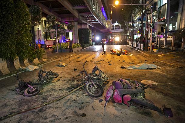 Tailândia | Governo da RAEM lamenta atentado e excursões são canceladas