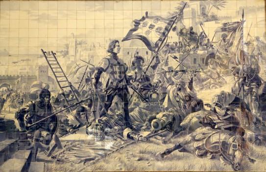 A conquista de Ceuta foi há 600 anos