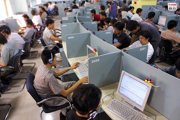 Detidos 15 mil cibernautas na China por 'colocar em perigo a segurança'