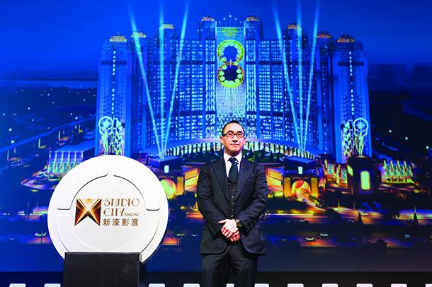 Filipinas e Studio City impulsionaram lucros da Melco Crown