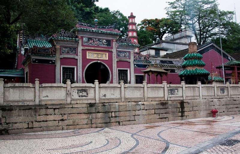Maratona de Macau vai passar por A-Má