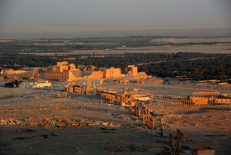 Palmyra | Crónica de uma morte abominada