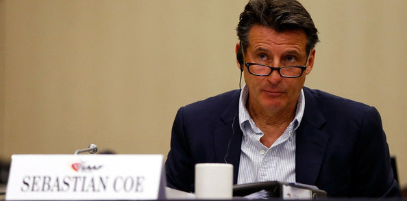 Sebastian Coe eleito  presidente da Federação Internacional de Atletismo