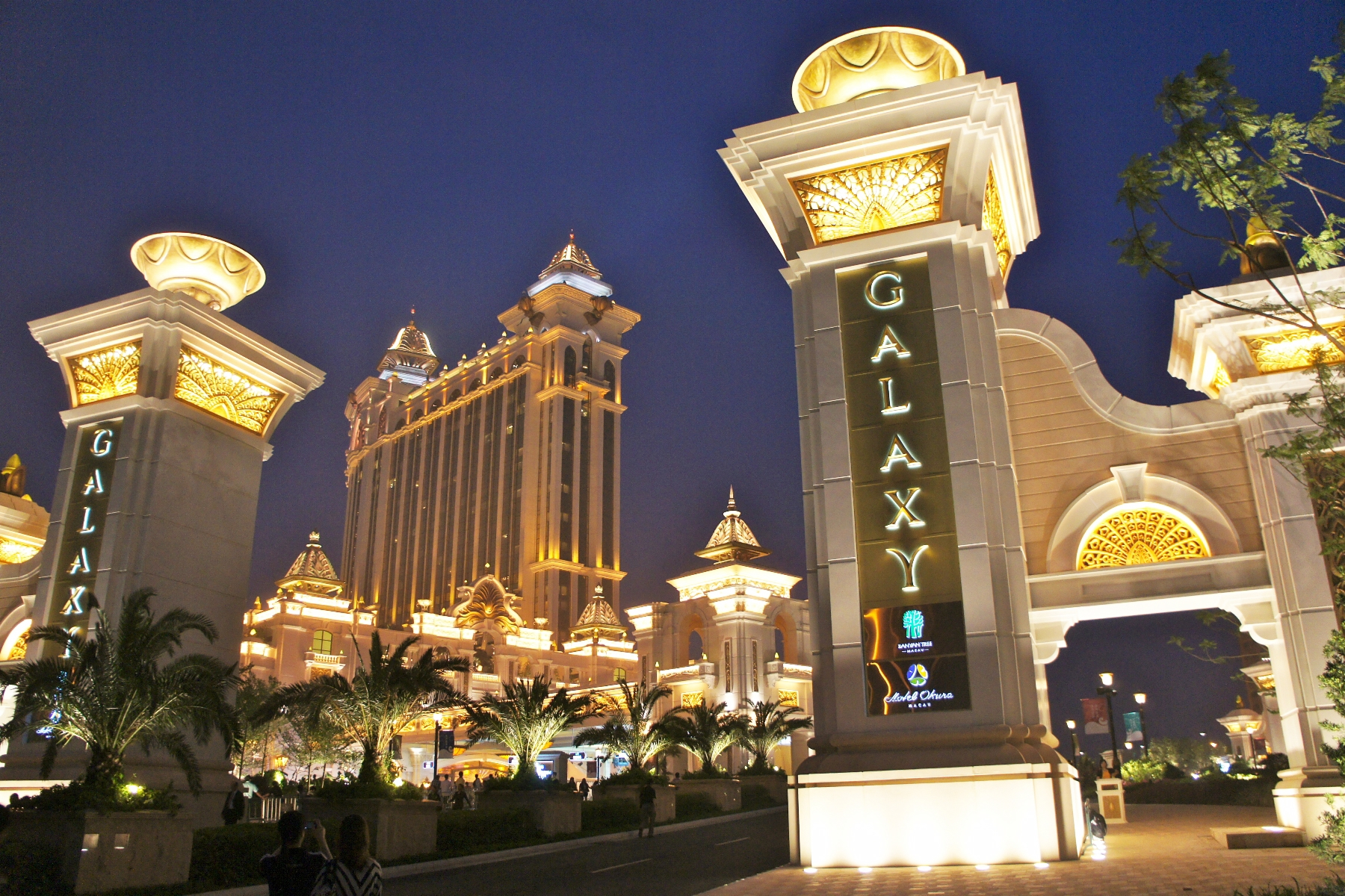 Jogo | Galaxy faz acordo com China State Construction para quarta fase no Cotai
