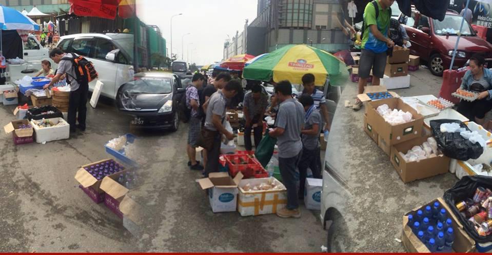 Cotai | Casos de vendas ilegais de comida já são quase uma centena