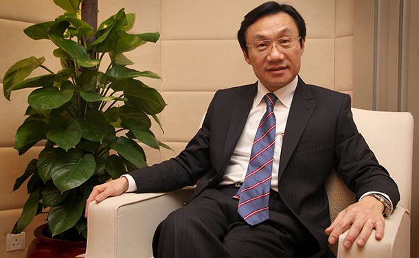 Alexis Tam destaca importância do plano quinquenal