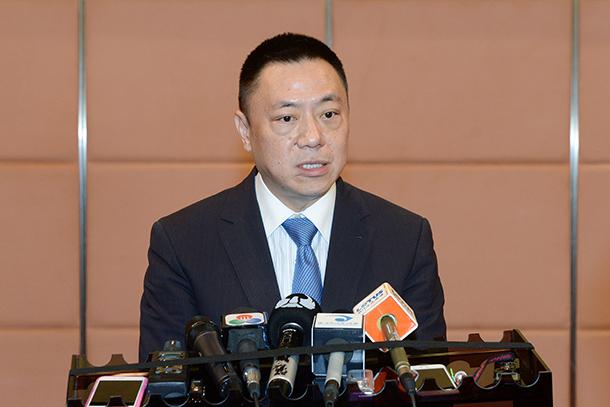 LAG 2016 | Lionel Leong não está preparado para a pasta que tem, dizem deputados
