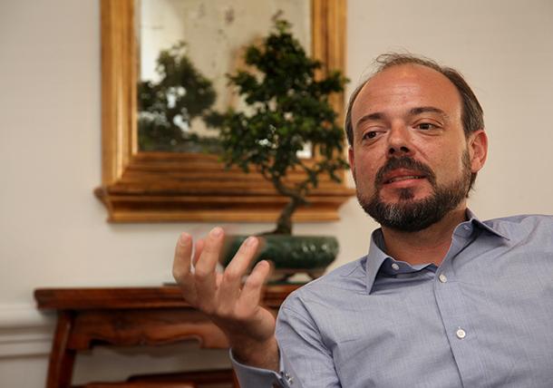"""Tiago Pereira, secretário-coordenador do PS em Macau: """"Não queremos promover a emigração"""""""