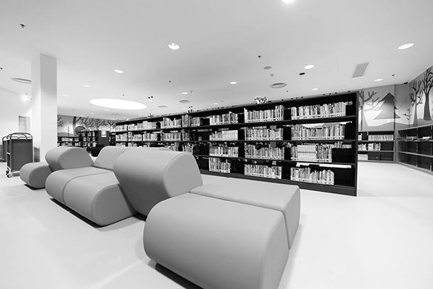 Leitura   Governo abre bibliotecas por 24 horas