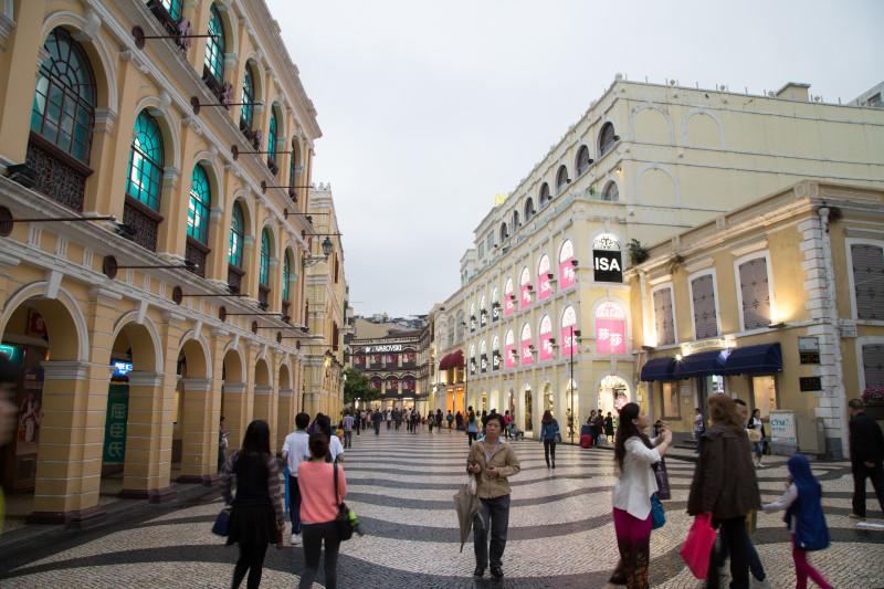 Comércio externo de Macau subiu nos dois primeiros meses do ano