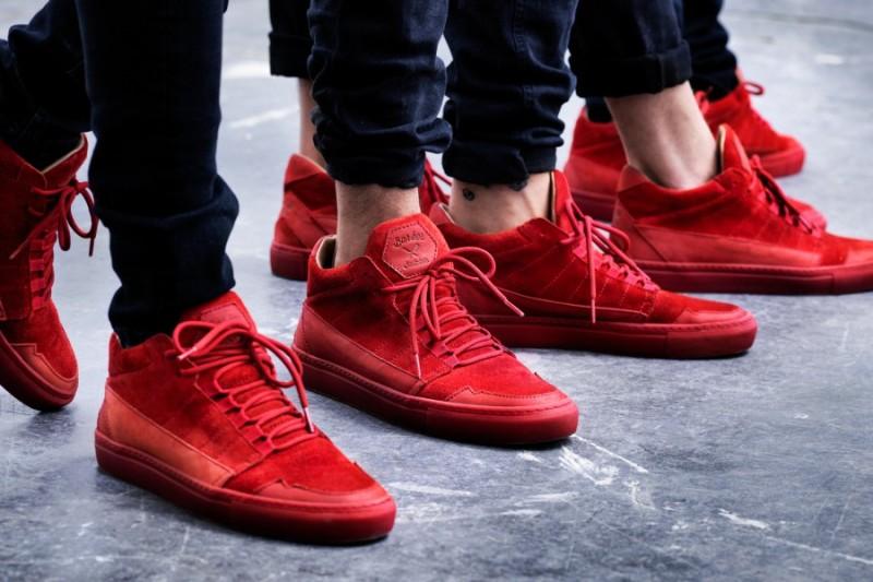 Dois em cada três pares de sapatos vêm da China