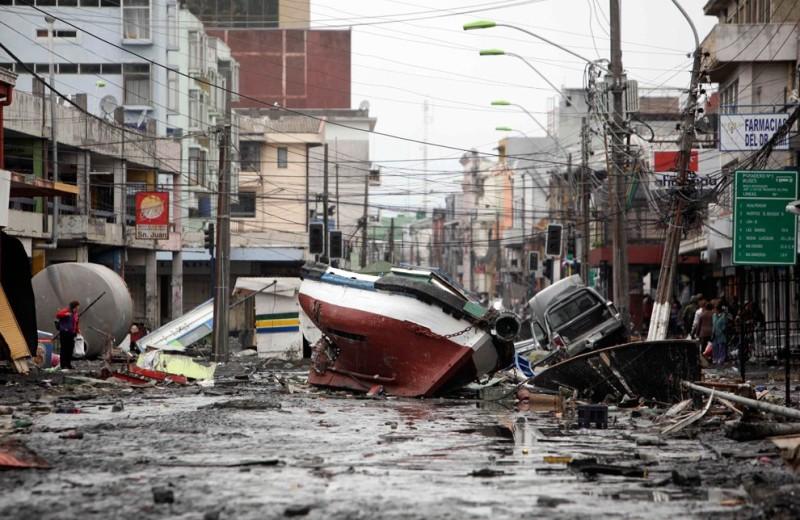 Chile | Forte sismo faz pelo menos dez mortos