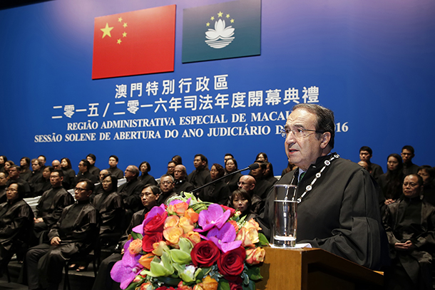 Ano Judiciário   Neto Valente fala de confiança abalada na justiça graças à Lei de Terras