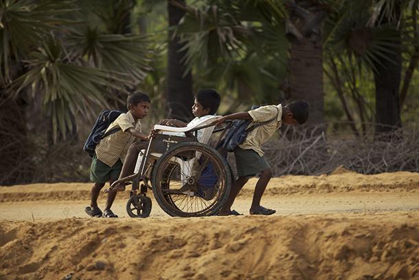 Combater a pobreza extrema