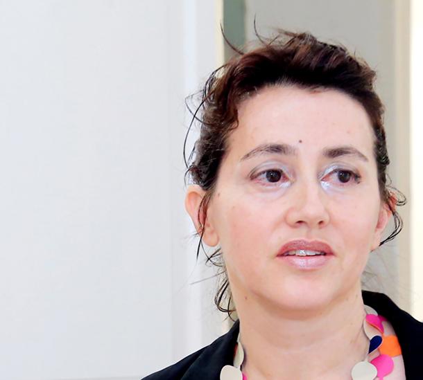 Marta Cristina Carvalho, ceramista