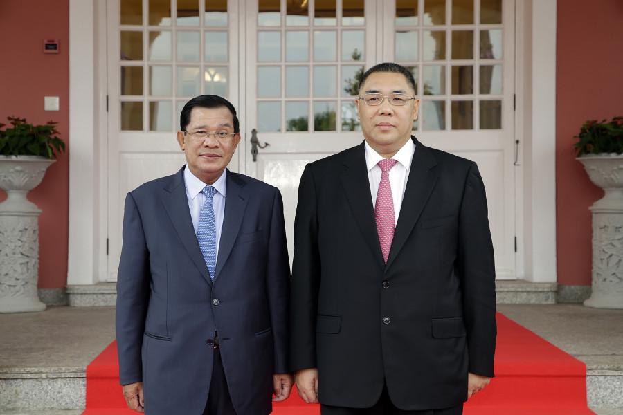 Recursos Humanos | Chui quer reforçar cooperação com Camboja na formação