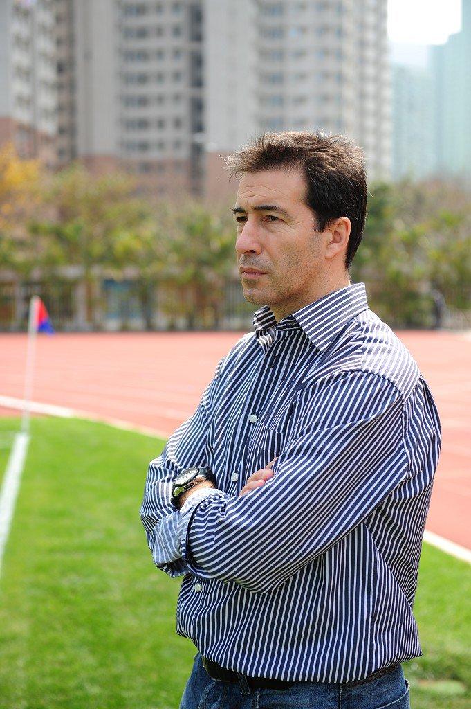 """Paulo Bento, treinador de futebol:  """"A organização dos campeonatos terá de ser mais selectiva"""""""