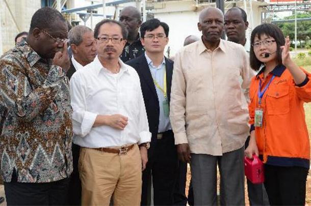 Empresário intermediário entre Angola e China detido